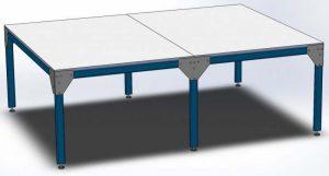 Listado de mesa de corte textil para comprar On-line