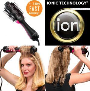 La mejor lista de secadores de pelo con cepillo para comprar por Internet
