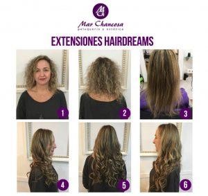 Opiniones y reviews de peluqueria extensiones para comprar en Internet