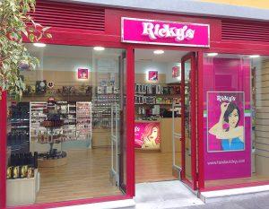 tiendas rickys disponibles para comprar online