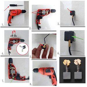 La mejor lista de martillo electrico makita repuestos para comprar On-line