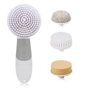 Catálogo para comprar on-line cepillo electrico exfoliante corporal