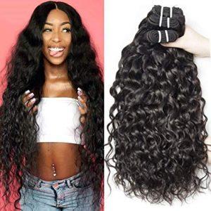 La mejor lista de extensiones de pelo humano para comprar Online