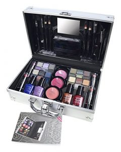 El mejor listado de maletines de maquillaje llenos para comprar