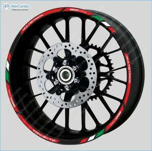 Catálogo para comprar en Internet Gloss Stripe Pegatinas Ducati Multistrada – Los más solicitados
