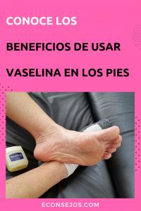 La mejor recopilación de vaselina en los pies para comprar Online