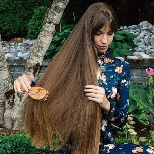La mejor selección de mascarillas naturales para el cabello largo para comprar por Internet