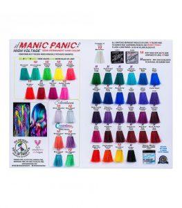 La mejor lista de carta de colores tinte pelo para comprar on-line