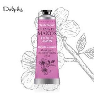 Recopilación de herbalist crema de manos flor de japon para comprar on-line