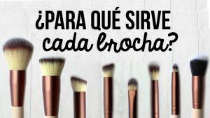 Ya puedes comprar online los mejor kit de brochas para maquillaje