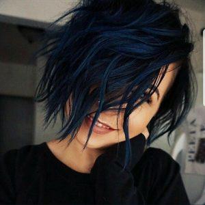El mejor listado de pelo azul corto para comprar online – Los preferidos