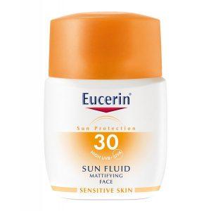 Listado de crema solar facial no grasa para comprar On-line