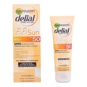 Recopilación de crema solar con color bb sun delial spf 50 para comprar Online