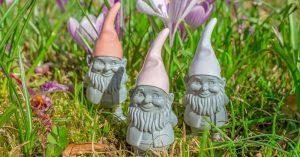 Listado de figuras de jardin en resina para comprar on-line – Los más solicitados