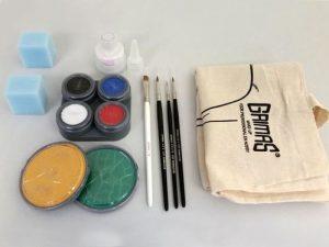 Selección de kit de maquillaje de fantasia para comprar por Internet