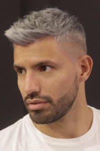 Ya puedes comprar los tinte de pelo gris hombre