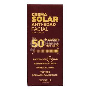 crema solar facial color que puedes comprar por Internet