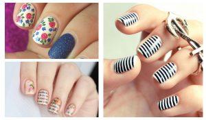 La mejor recopilación de manicura para uñas cortas para comprar Online