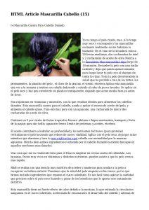 Listado de mascarillas caseras para el cabello graso para comprar on-line – Los 20 más solicitado
