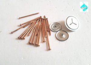 Recopilación de clavos de cobre para comprar on-line
