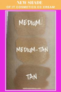 El mejor listado de it cosmetics cc cream tonos para comprar on-line