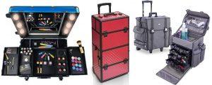 Listado de maletines con maquillaje para comprar en Internet – Los 20 mejores