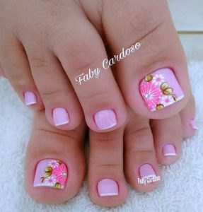 Listado de decoracion de uñas para los pies para comprar on-line