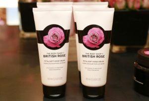 Catálogo para comprar crema de manos the body shop british rose – Favoritos por los clientes