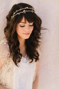 Ya puedes comprar por Internet los accesorios para el pelo novia