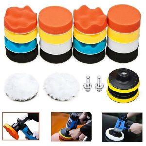 Selección de accesorios para pulir con taladro para comprar online