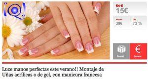 Catálogo de manicura almeria para comprar online – El Top 20