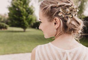 Ya puedes comprar en Internet los detalles de pelo para novias
