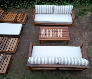 Listado de sillones exterior para comprar en Internet