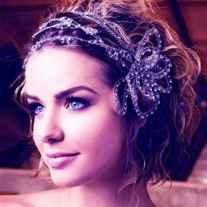 Listado de adornos para el pelo novias para comprar Online