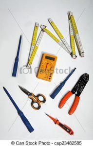 Catálogo para comprar en Internet herramientas de electricista