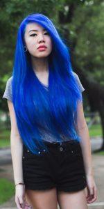 La mejor lista de tinte azul para el pelo para comprar On-line