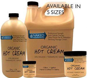 El mejor listado de cremas reductoras de abdomen efectivas para comprar online