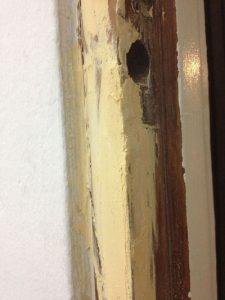 Selección de arreglar agujero grande puerta madera para comprar online
