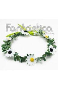 Ya puedes comprar por Internet los coronas de flores para el pelo baratas