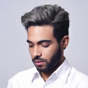 Ya puedes comprar online los tinte de pelo rubio platino hombre