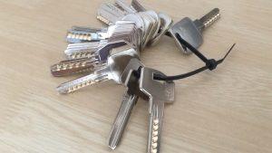Ya puedes comprar On-line los ganzuas y llaves bumping