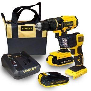 atornillador stanley 20v disponibles para comprar online – Los más solicitados