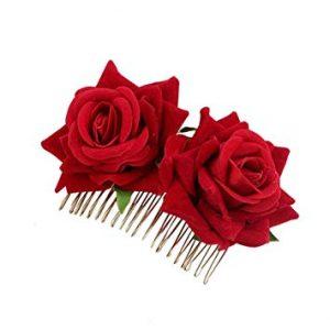 Catálogo para comprar flor para el pelo