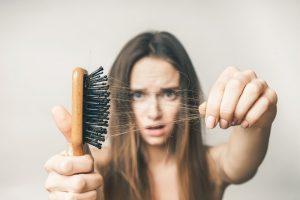 Lista de caida de pelo mujer joven para comprar on-line
