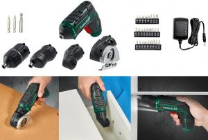La mejor recopilación de atornilladores de bateria parkside para comprar por Internet