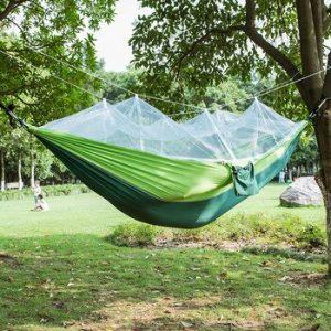 Ya puedes comprar por Internet los hamaca con mosquitera