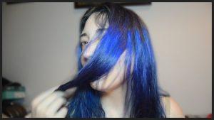 Catálogo de pelo azul electrico para comprar online – Favoritos por los clientes