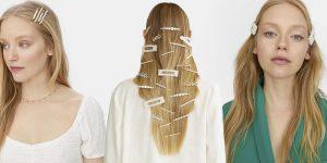 Recopilación de pasadores pelo para comprar On-line