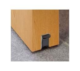 Catálogo de burlete bajo puerta automatico aluminio para comprar online