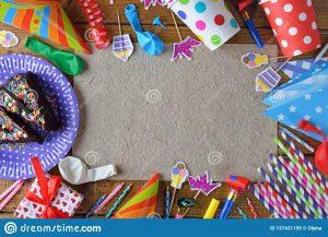 Selección de accesorios fiesta para comprar por Internet